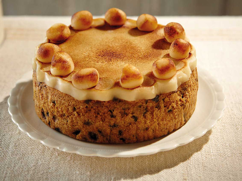 Bakery Blunder Simnel Cake with Tin