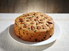 Almond Fruit Cake !