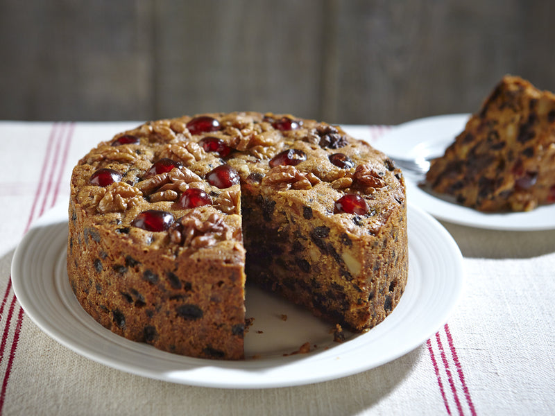 Rich English Fruit Cake 7""