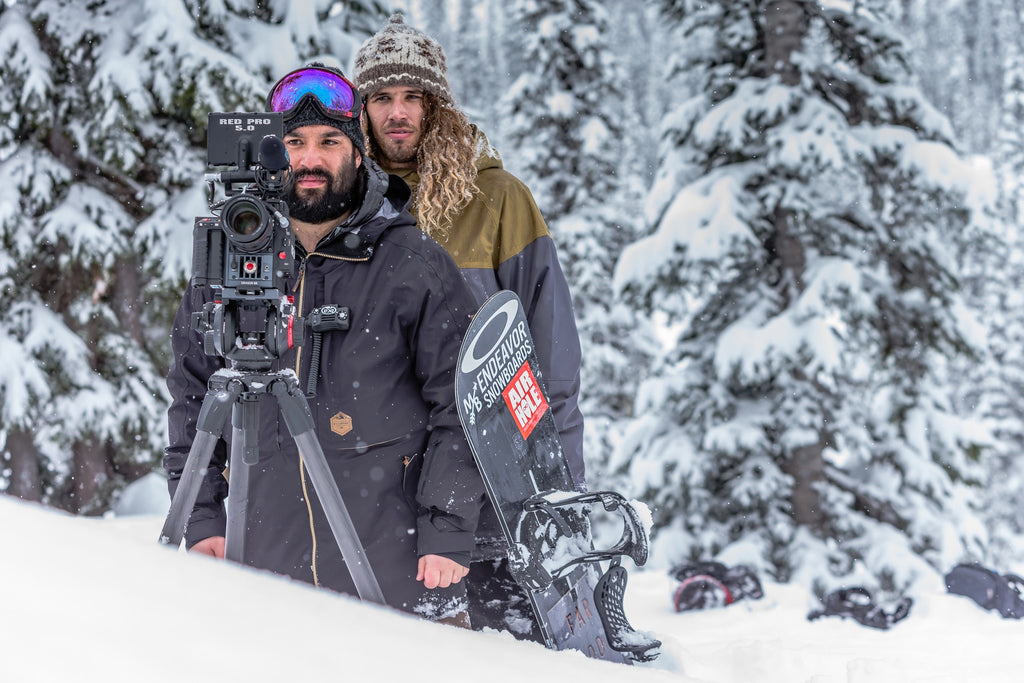 Ben Webb | Vantage Digital Media | Filming | Snowboarding