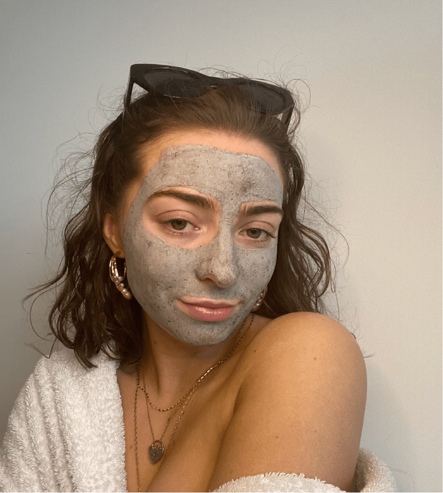 MOONFLOWER FACE MASK