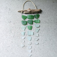 Sea Glass Mini Mobile