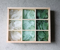 Sea Glass Bento Box, DIY Sea Glass Crafts