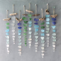 Sea Glass Suncatcher
