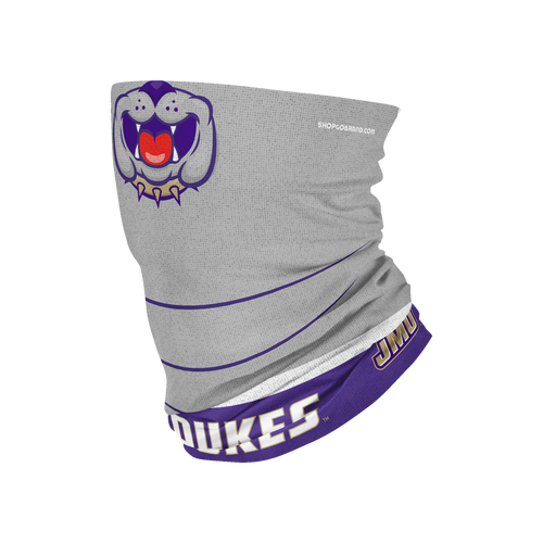 PRE-ORDER: GoFanface - James Madison University (JMU) - Duke Dog Mascot Face