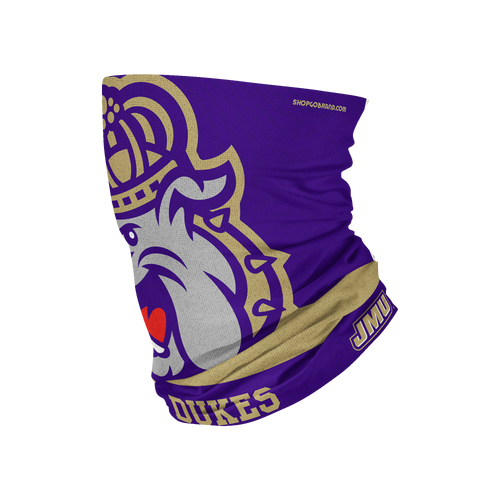 GoFanface - James Madison University (JMU) - Duke Dog Logo