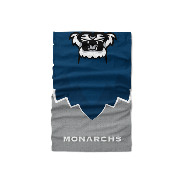 GoFanface - Old Dominion University (ODU) - Lion Mascot Face