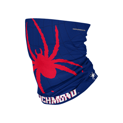 GoFanface - University Of Richmond - Navy with Spider logo
