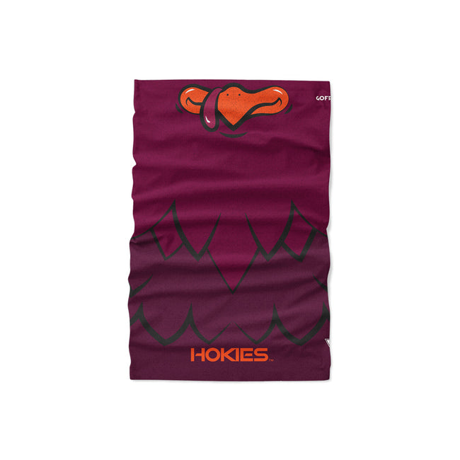 Pre-ORDER: GoFanface - Virginia Tech (VT) - Hokie Bird Mascot Face