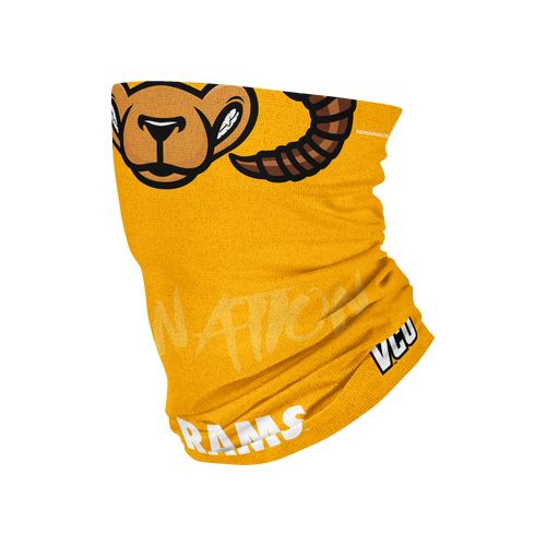 GoFanface - Virginia Commonwealth University (VCU) - Rodney Ram Mascot Face