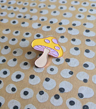 Mushroom Pins - Seconds