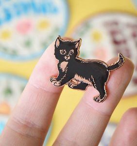 Kitty Pin - Seconds