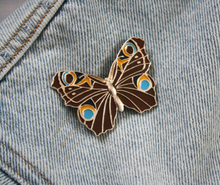 Vintage Celestial Butterfly Pin