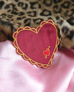 Custom Heart Patch