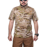 Camouflage T Shirt Airsoft T's