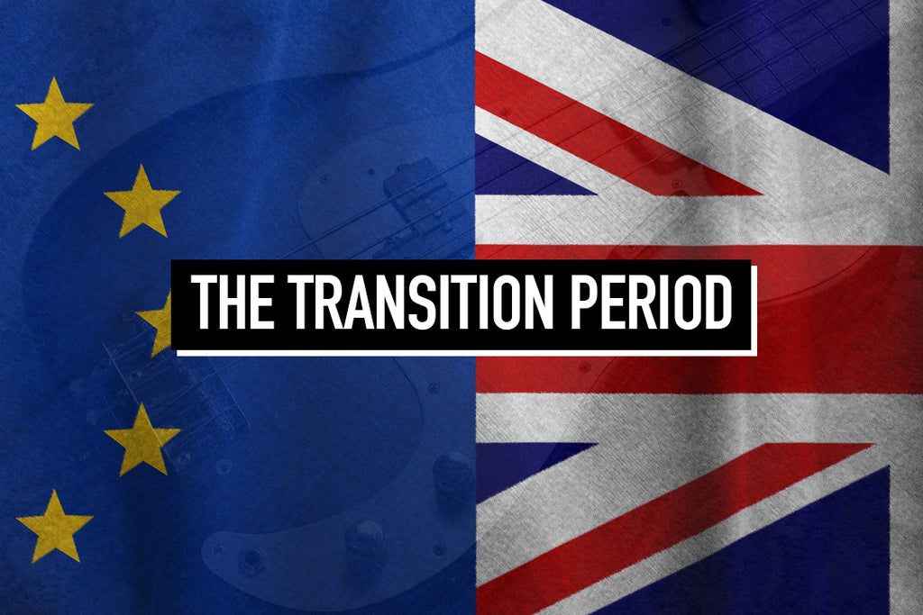 UK Leaving The EU - The Transition Period
