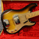1957 Fender Precision Bass, Sunburst