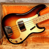 1958 Fender Precision Bass, Sunburst
