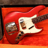 1966 Fender Jazz Bass, Candy Apple Red