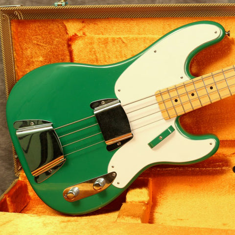 2011 Fender Custom Shop Precision Bass, Luar Green
