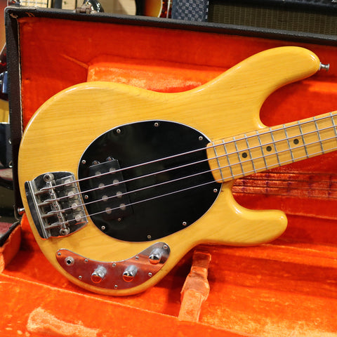 1977 Music Man Stingray, Natural