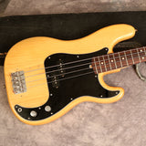 1976 Fender Precision Bass, Natural