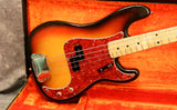 1971 Fender Precision Bass, Sunburst