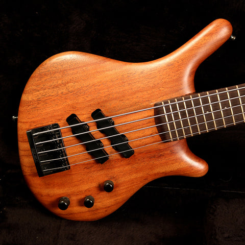 1986 Warwick Thumb Bass NT, 5 String - Neck-Thru