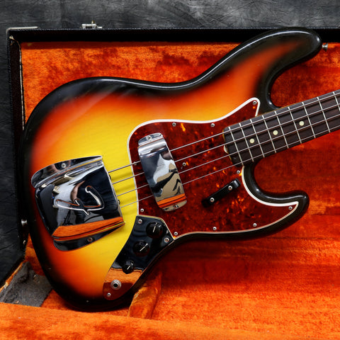 1965 Fender Jazz Bass, Sunburst