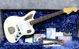 Fender Johnny Marr Jaguar - Olympic White - *Used*