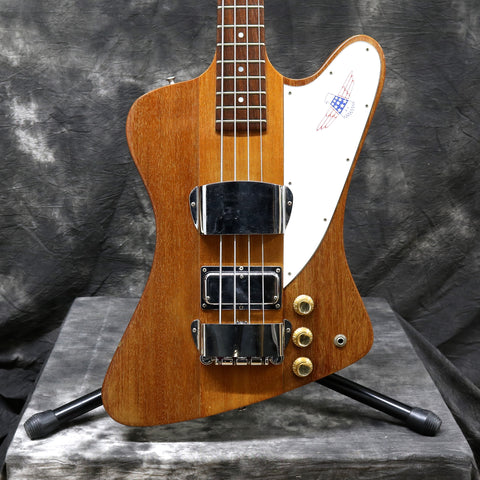 1976 Gibson Thunderbird, Natural