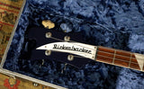 2017 Rickenbacker 4003L, Midnight Blue - Left Handed