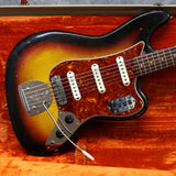 1963 Fender Bass Ⅵ, Sunburst