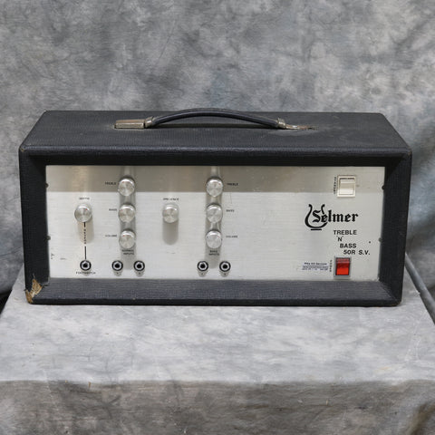 '70s Selmer Treble N Bass Fifty SV Reverb