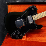 1975  Fender Telecaster Custom, Black