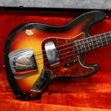 1964 Fender Jazz Bass, Sunburst *New Arrival*