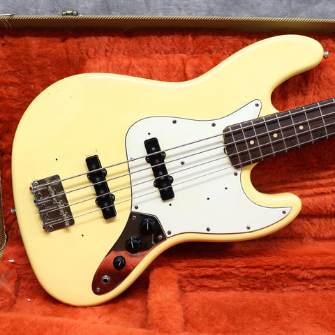 1964 Fender Jazz Bass, Blonde *New Arrival*