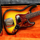 1965 Fender Jazz Bass, Sunburst, L Series