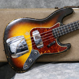 1960 Fender Jazz Bass, Sunburst
