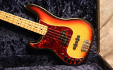 1973 Fender Precision Bass, Sunburst, Left Handed