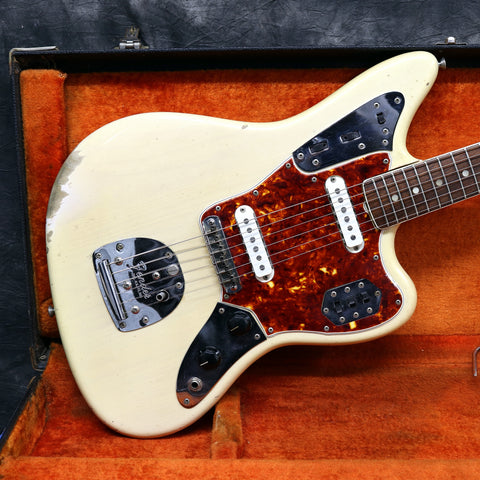 1965 Fender Jaguar, Blonde