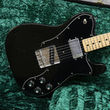 1974 Fender Telecaster Custom, Black