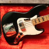 1974 Fender Jazz Bass, Black