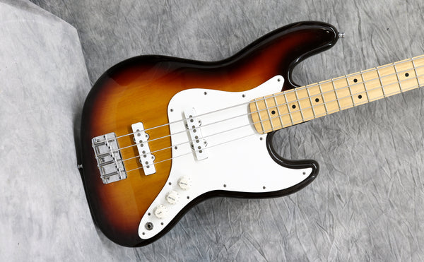1983 Fender Jazz Bass, Sunburst