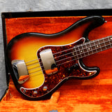 1965 Fender Precision Bass, Sunburst