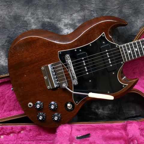 1968 Gibson SG Special, Walnut