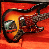 1964 Fender Jazz Bass, Sunburst