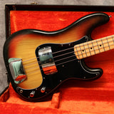 1975 Fender Precision Bass, Sunburst