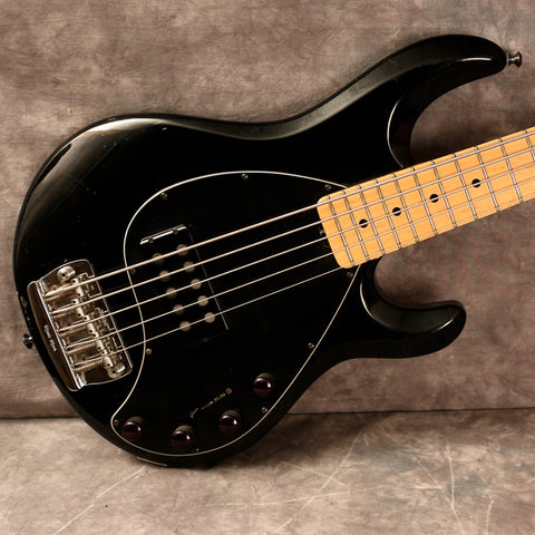 1991 Music Man Stingray 5, Black