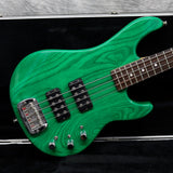 1996 G&L L2000 - Clear Forest Green